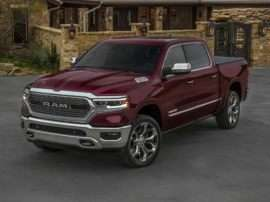 2019 RAM 1500 Laramie 4x4 Crew Cab Long Box
