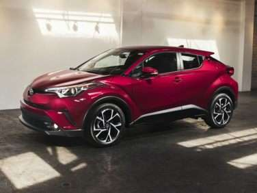 Research the 2019 Toyota C-HR