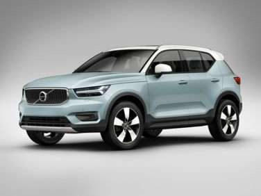 Research the 2019 Volvo XC40