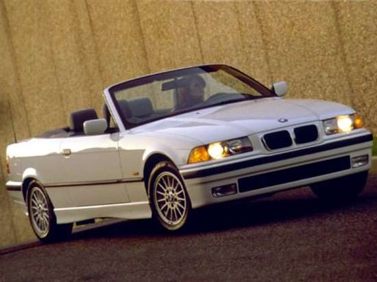 1999 BMW 328 iCA (A4) Convertible