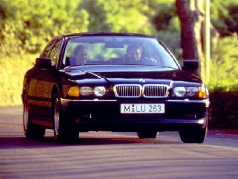 1999 Bmw 750 Pictures Including Interior And Exterior