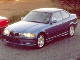 1999 BMW M3 Base 2dr Coupe