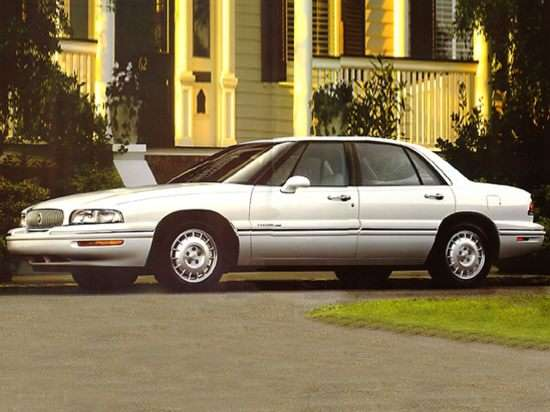 1999 Buick LeSabre Limited GM BuyPower