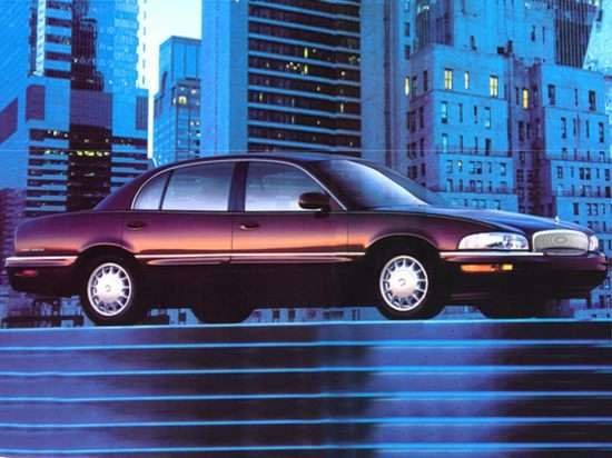 1999 Buick Park Avenue Ultra GM BuyPower