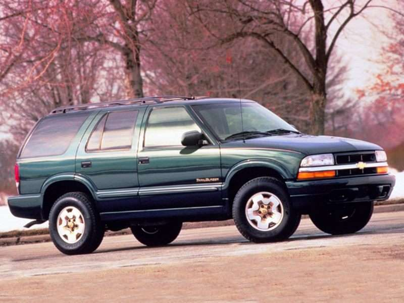 1999 Chevrolet Blazer Pictures including Interior and ...