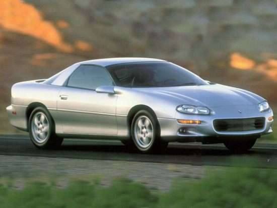 1999 Chevrolet Camaro Base Coupe