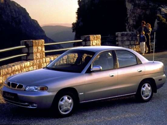 1999 Daewoo Nubira Models  Trims  Information  And Details