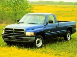 1999 Dodge Ram 1500 WS 4x2 Regular Cab 118.7 in. WB