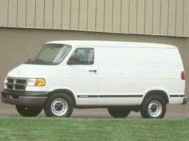 1999 Dodge Ram Van 1500 Commercial Cargo Van 109 in. WB
