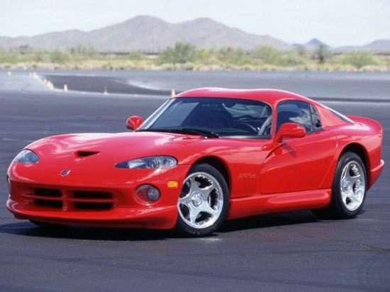 1999 Dodge Viper Coupe