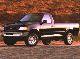 1999 Ford F-150 Work Series 4x2 Regular Cab Styleside 119.9 in. WB