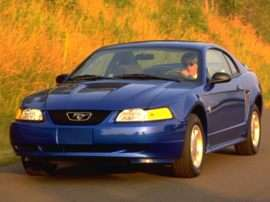 1999 Ford Mustang Base 2dr Coupe