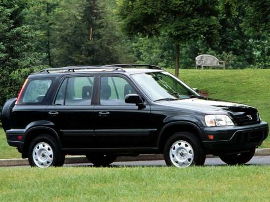 1999 honda cr v models trims information and details. Black Bedroom Furniture Sets. Home Design Ideas