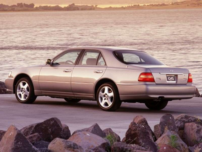 1999 Infiniti Q45 Pictures Including Interior And Exterior Images