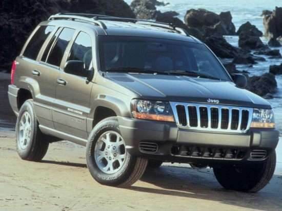 1999 Jeep Grand Cherokee Models Trims Information And