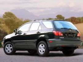 1999 Lexus RX 300 Base 4dr Front-wheel Drive