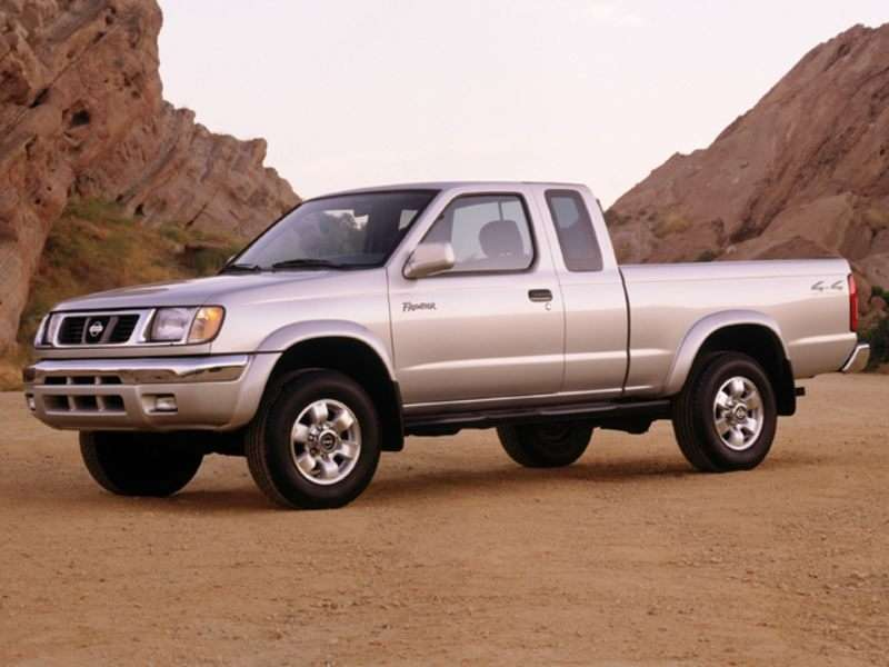 1999 Nissan Frontier Pictures including Interior and ...