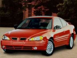 1999 Pontiac Grand Am SE 2dr Coupe