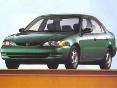 1999 Toyota Corolla Gas Mileage Mpg And Fuel Economy Ratings Autobytel Com