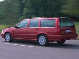 1999 Volvo V70 Base 4dr Station Wagon