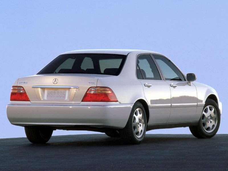 2000 Acura RL Pictures including Interior and Exterior Images ...