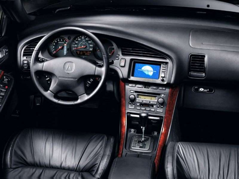 2000 Acura TL Pictures including Interior and Exterior Images ...