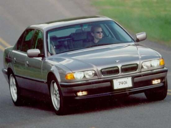 2000 Bmw 740 Models Trims Information And Details