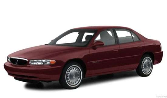 2000 Buick Century Models, Trims, Information, and Details ...