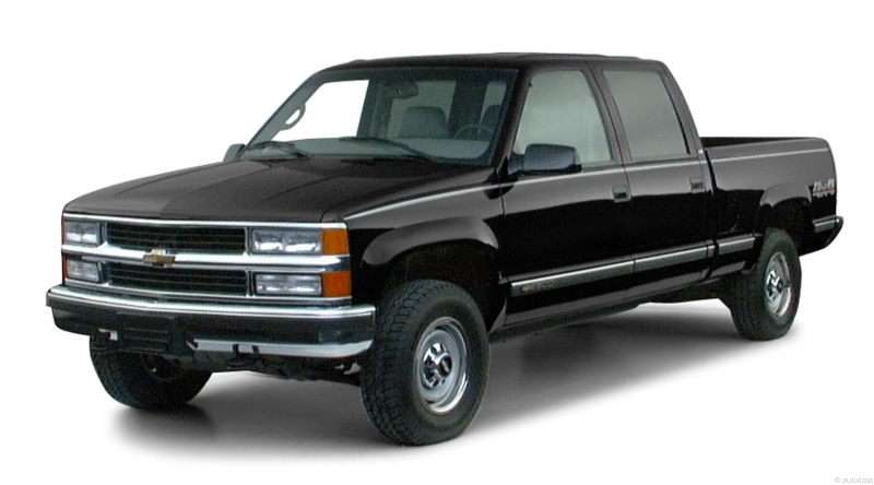 2000 Chevrolet K2500 Pictures Including Interior And