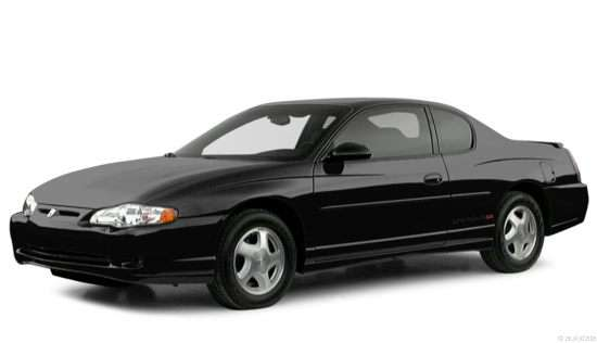 2000 Chevrolet Monte Carlo Models, Trims, Information, and ...