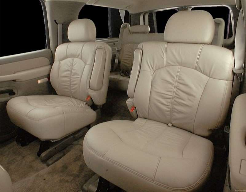 2000 Chevrolet Suburban 1500 Pictures Including Interior And