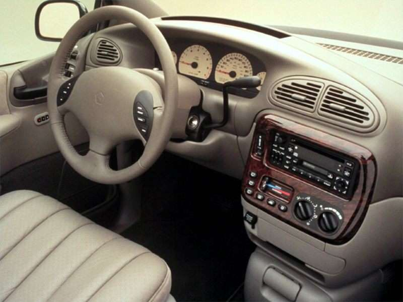 2000 Chrysler Town And Country Pictures Including Interior And Exterior  Images | Autobytel.com Design Inspirations
