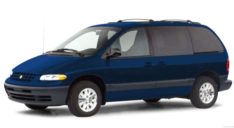 chrysler voyager 2000 - photo #42