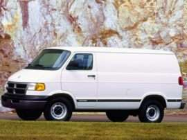 2000 Dodge Ram Van 1500 Base Cargo Van 127.2 in. WB