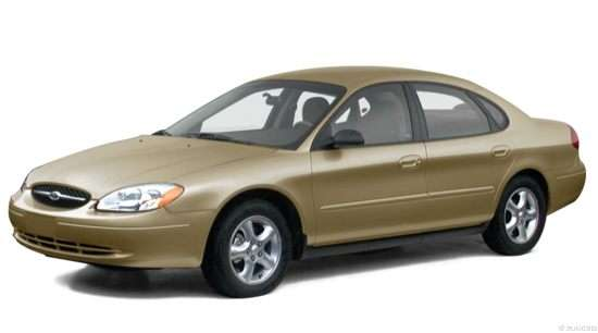 2000 ford taurus models  trims  information  and details