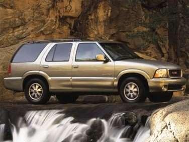 2000 Gmc Envoy Gas Mileage Mpg And Fuel Economy Ratings Autobytel Com