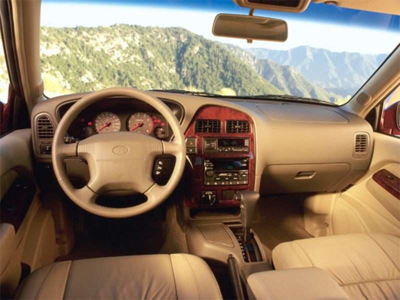2000 Infiniti Qx4 Pictures Including Interior And Exterior Images