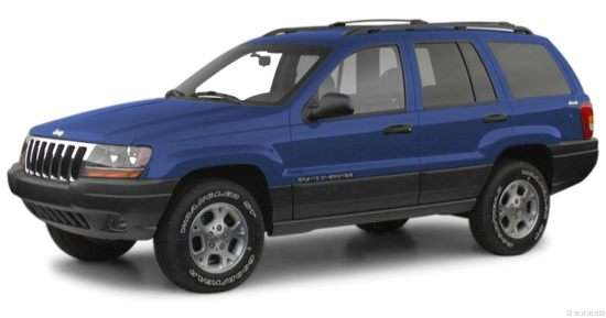 2000 Jeep Grand Cherokee Models Trims Information And Details