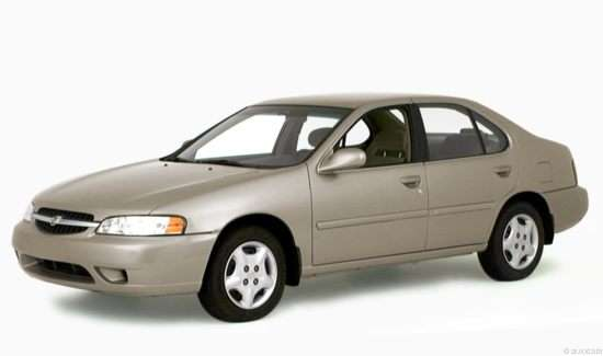 2000 Nissan Altima Models, Trims, Information, and Details ...