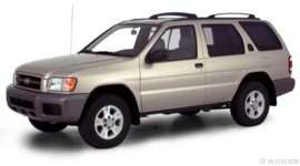 2000 Nissan Pathfinder XE 4dr 4x2