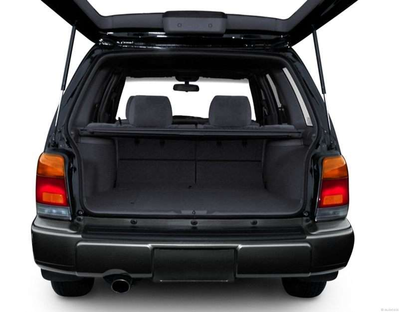 2000 Subaru Forester Pictures Including Interior And Exterior Images Autobytel