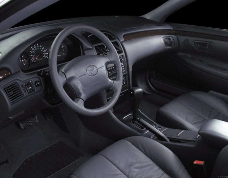 2000 Toyota Camry Solara Pictures Including Interior And Exterior Images Autobytel