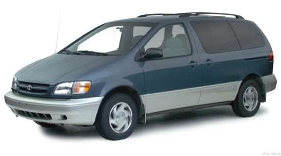 2000 Toyota Sienna Models, Trims, Information, and Details ...