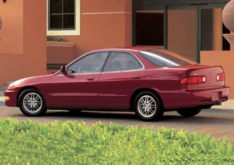 2001 Acura Integra Pictures Including Interior And Exterior Images