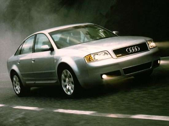 2001 Audi A6 Models Trims Information And Details Autobytel