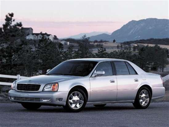 2001 Cadillac DeVille Models, Trims, Information, and Details ...