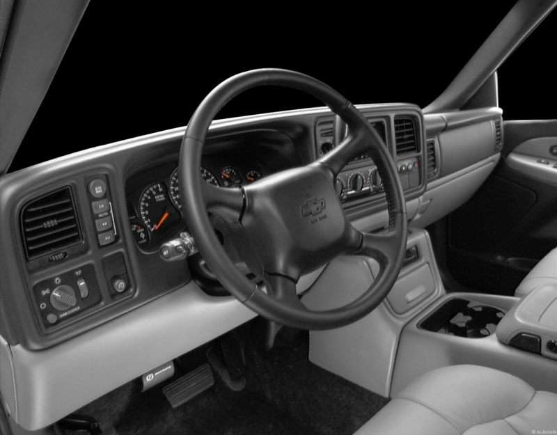 2001 Chevrolet Suburban 2500 Pictures Including Interior And