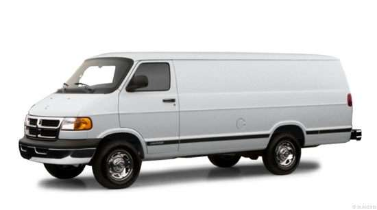 2001 dodge ram van 3500 models trims information and details. Black Bedroom Furniture Sets. Home Design Ideas