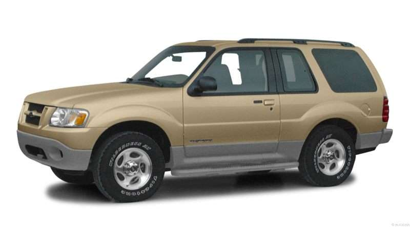 2001 Ford Explorer Sport Pictures Including Interior And