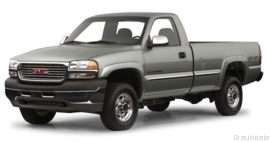 2001 GMC Sierra 2500HD SL 4x2 Regular Cab 8 ft. box 133 in. WB